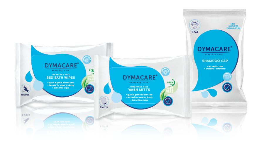 Dymacare® Patient Bathing Range