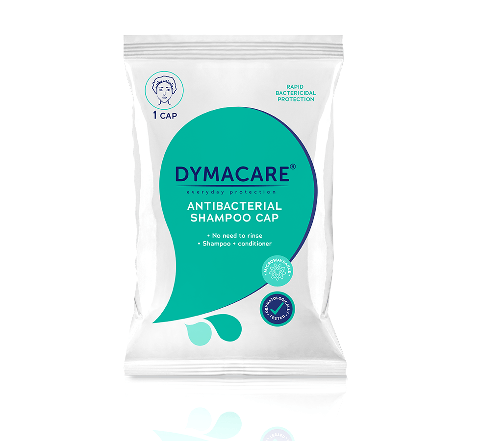 Dymacare Fragrance Free Bed Bath Wipes